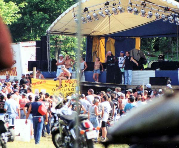 Pic #5 - Hogrock Biker Rally