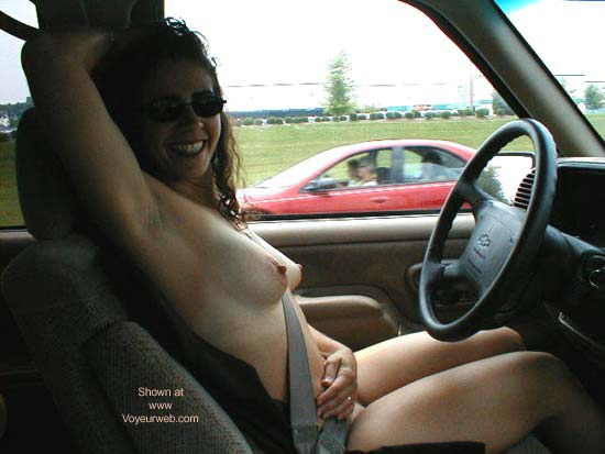 Pic #1 - *DN Nookie Driving Naked