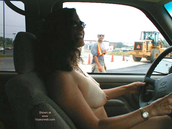 Pic #2 - *DN Nookie Driving Naked