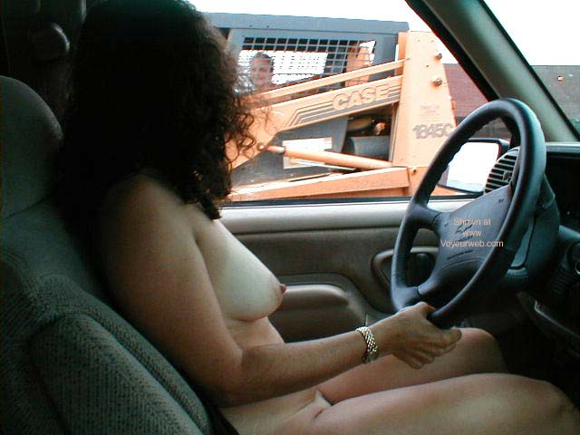 Pic #5 - *DN Nookie Driving Naked