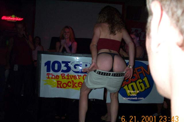 Pic #3 - Thong Thursday in Evansville