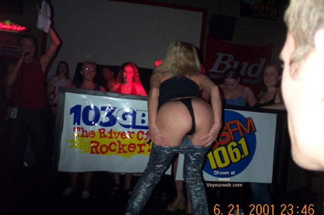 Pic #5 - Thong Thursday in Evansville