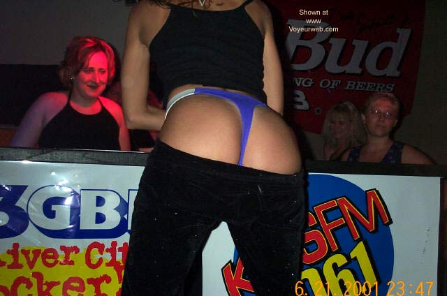 Pic #8 - Thong Thursday in Evansville