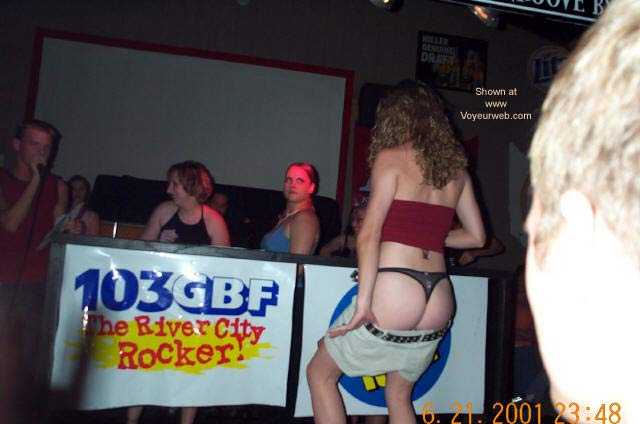 Pic #10 - Thong Thursday in Evansville
