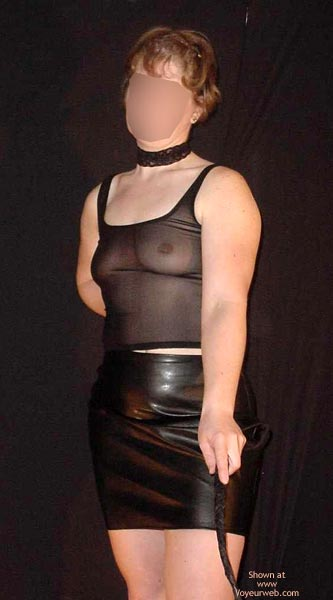 Pic #1 - Hot Kate In Leather