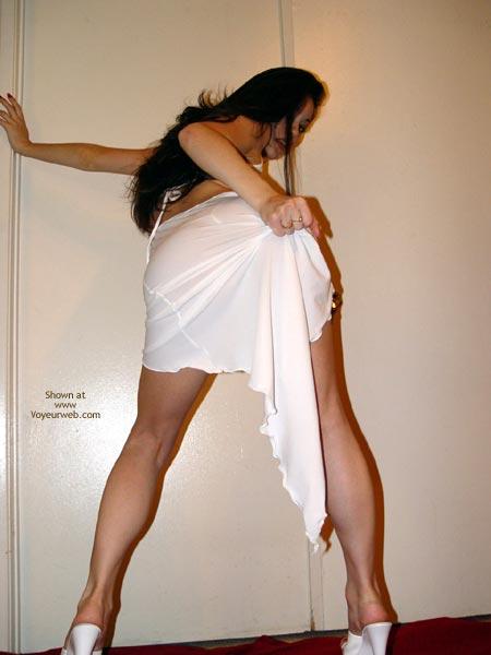 Pic #1 - White Heels