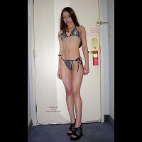 Hennie'S Snake Skin Bikini