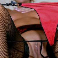 Becca - Red Panties