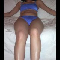 Ving Blue Halter Bikini