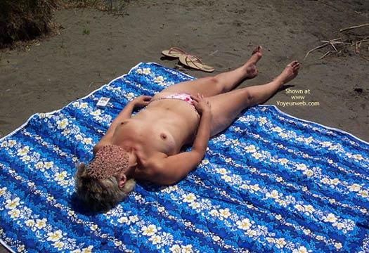 Pic #1 - T.G. Enjoying Summer Sun
