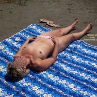 T.G. Enjoying Summer Sun