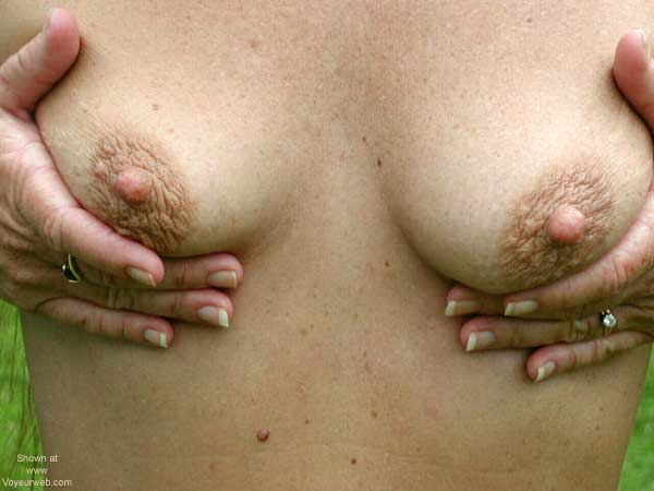 Pic #3 - *NC My Wifes Tits