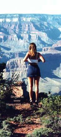 Pic #1 - Hot Canyon!