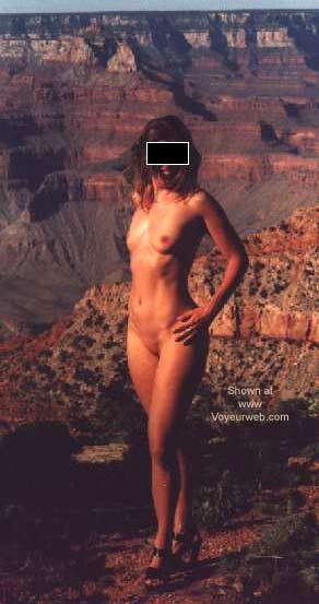 Pic #4 - Hot Canyon!