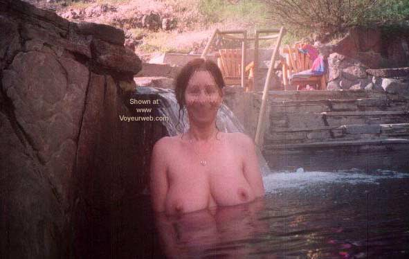 Pic #7 - Kate at The Hot Springs