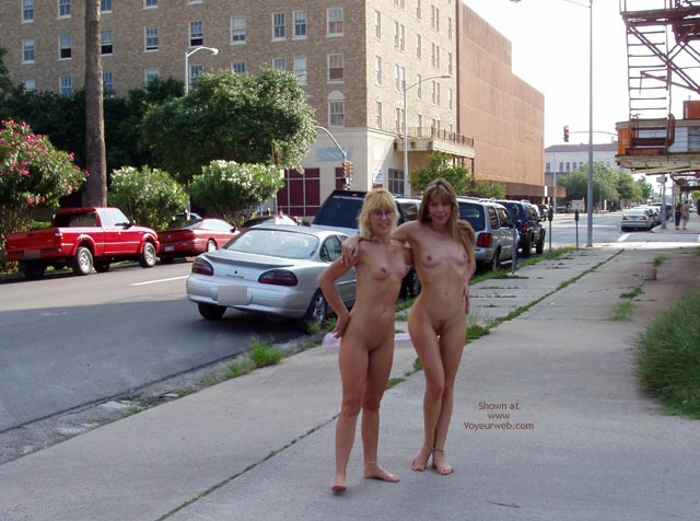 Pic #9 - Let'S Walk Naked Around Downtown!!