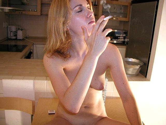 Pic #7 - Smoking Tara
