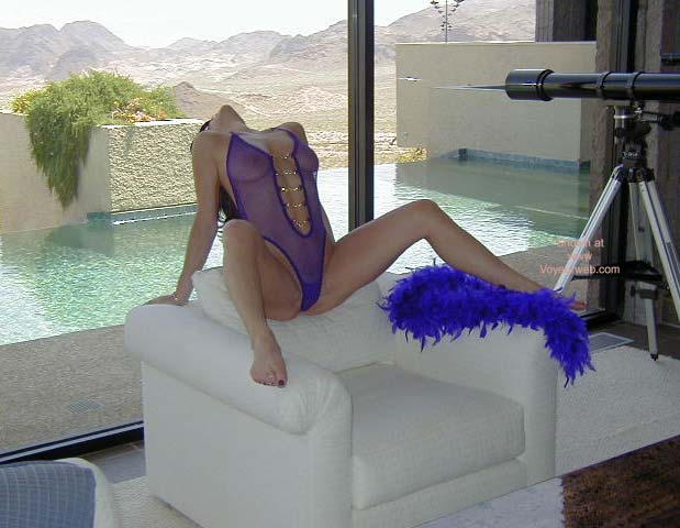 Pic #5 - WePlay2Gether - Purple Thong