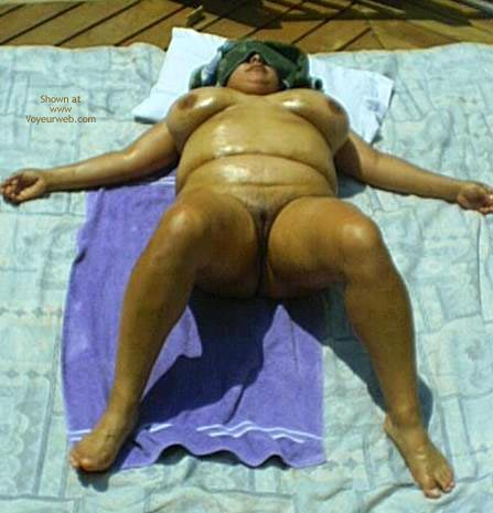 Pic #2 - Catching Some Rays