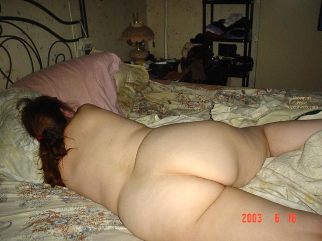 Pic #1 - Caught My Wife Sleeping