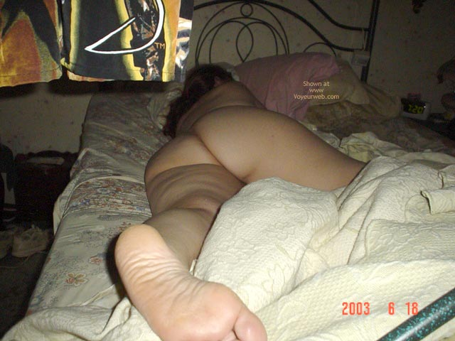 Pic #2 - Caught My Wife Sleeping