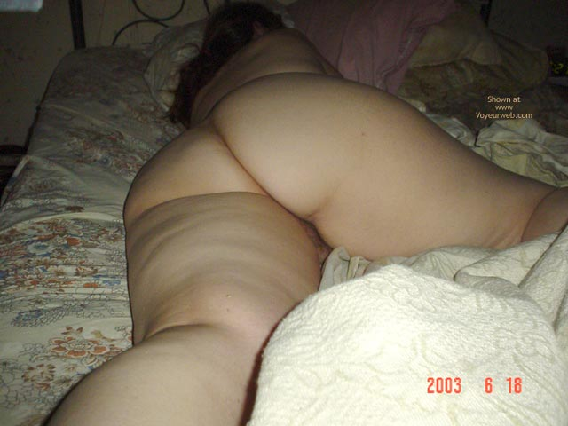 Pic #3 - Caught My Wife Sleeping