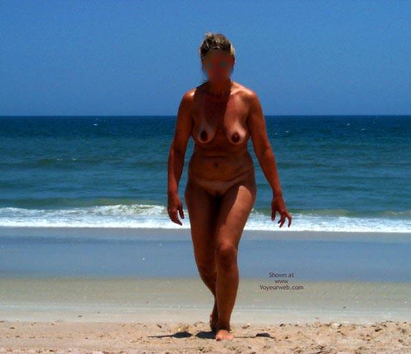 Pic #3 - Nude Beach Trip
