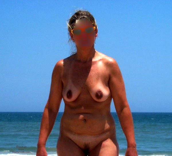 Pic #4 - Nude Beach Trip
