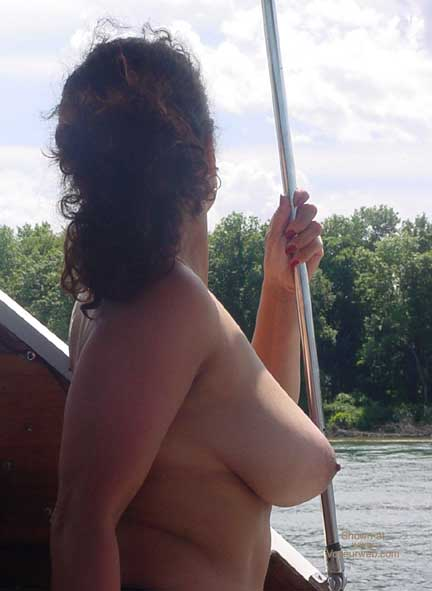 Pic #3 - Shiver-Me-Timbers!!! On The River