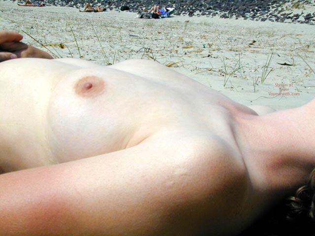 Pic #2 - Maria On The Beach