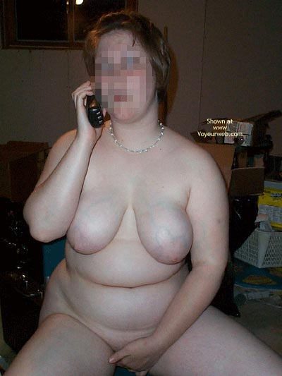 Pic #4 - 22 Year Old Wife First Timeshows Off