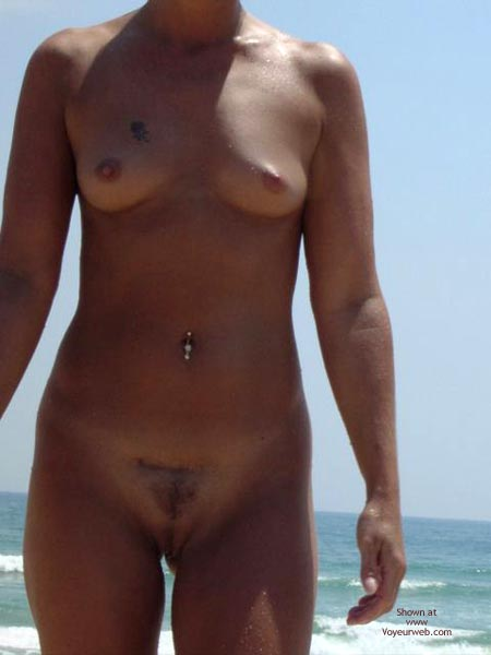 Pic #10 - First Time At Nude Beach