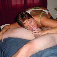 *JO Untamed lollipop licking