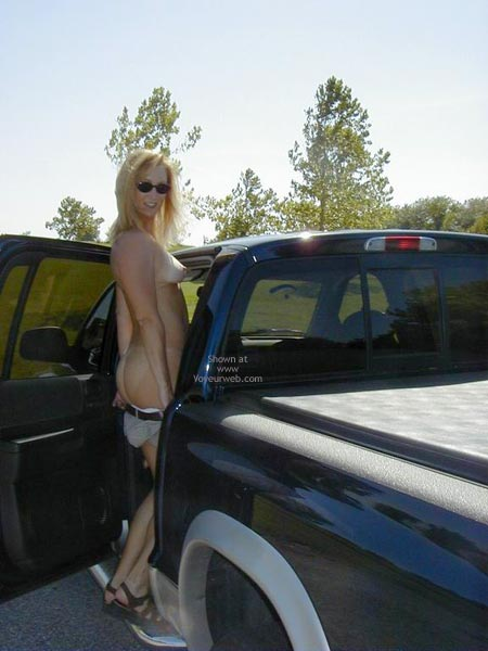 Pic #6 - Alex And Her New Vw 'Cling'