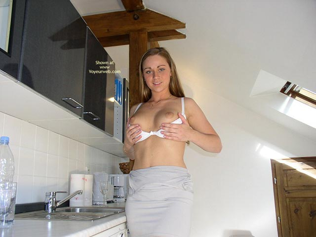 Pic #1 - Anne In The Kitchen