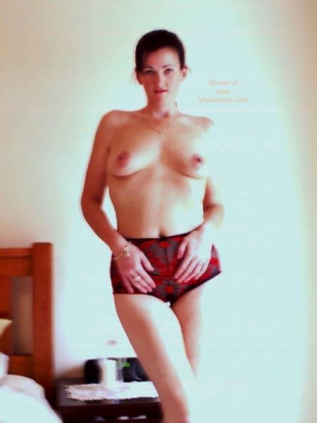 Pic #2 - My New Red Panties