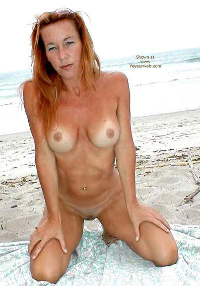 Pic #5 - Kim4kate Cold/Hot Day At The Beach 1