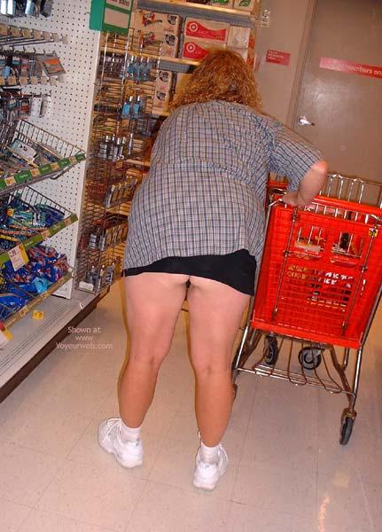 Pic #1 - Flashing While Shopping In Denver