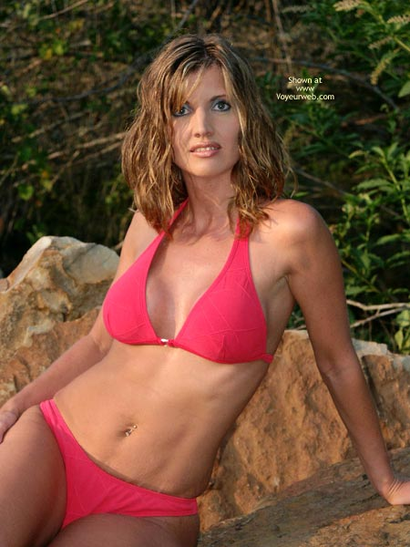 Pic #1 - Bikini On The Rocks