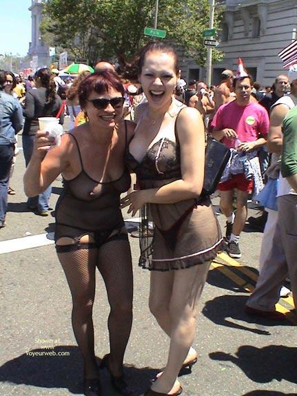 Pic #2 - Nikol At San Francisco Gay Pride 2003 2
