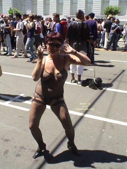Pic #5 - Nikol At San Francisco Gay Pride 2003 2