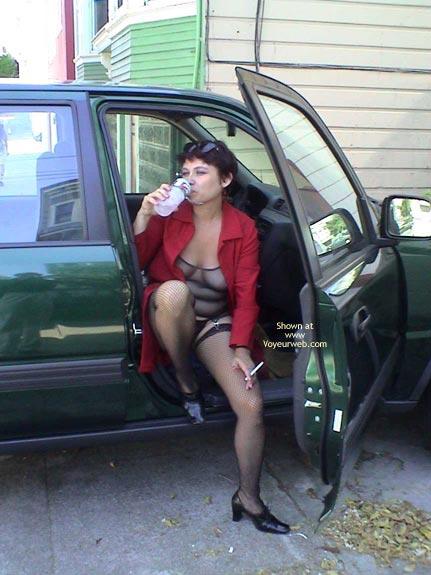 Pic #9 - Nikol At San Francisco Gay Pride 2003 2