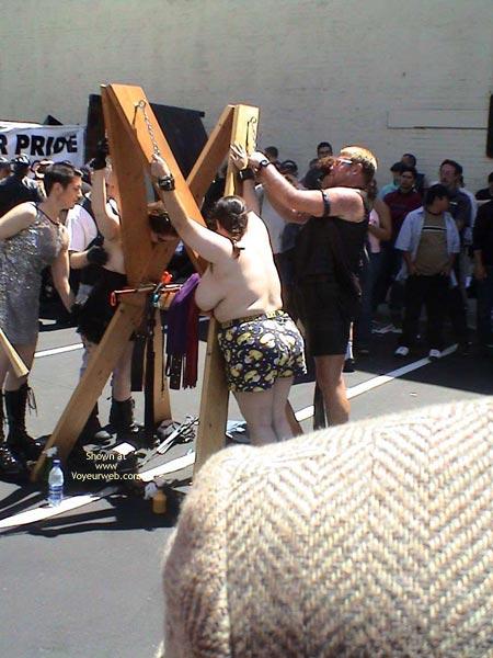 Pic #7 - San Francisco Gay Pride 2003