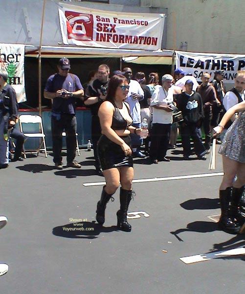 Pic #8 - San Francisco Gay Pride 2003