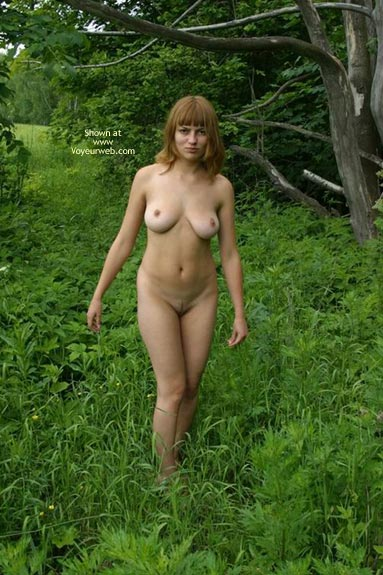 Pic #4 - I Make It To The Woods Naked