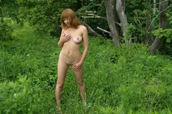 Pic #6 - I Make It To The Woods Naked