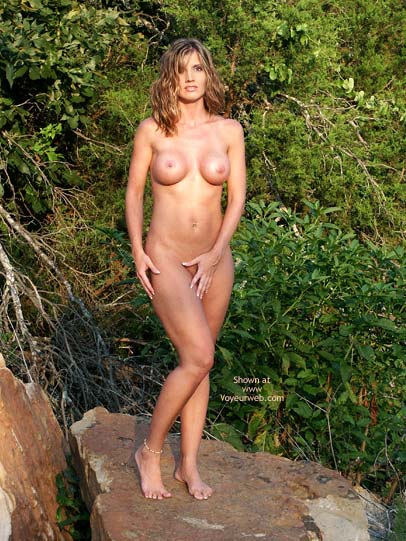 Pic #3 - Bikini On The Rocks2