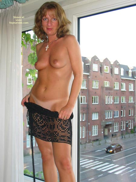 Pic #4 - Saucyminx In Amsterdam