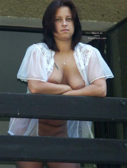 Pic #9 - Deprincess  Morning On Balcony