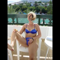 Blue Bikini II